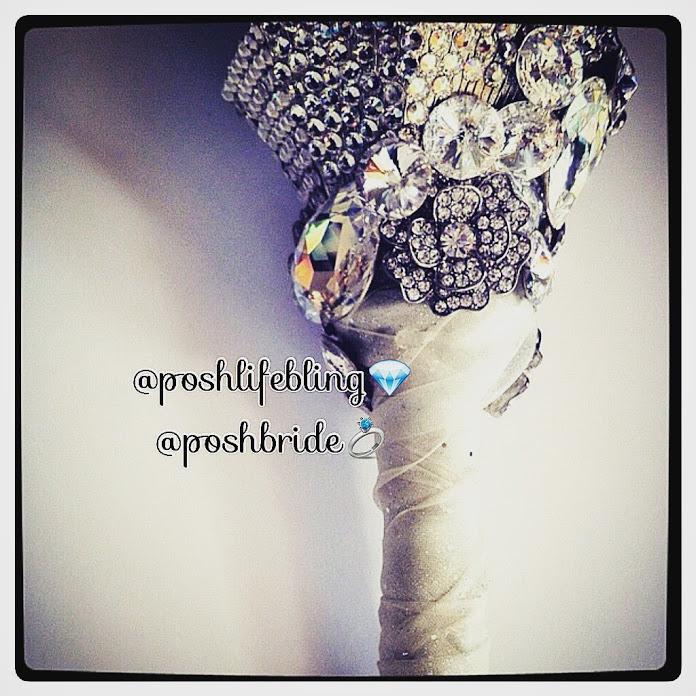 the original bling bride bouquet holderposhlifebling.JPG