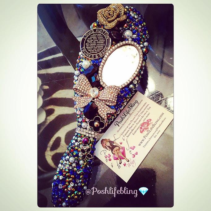 blue lv crystal hairbrush.JPG