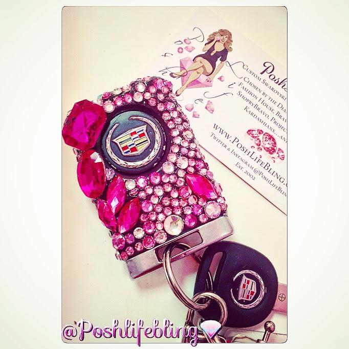 cadillac pink bling keyfob.JPG