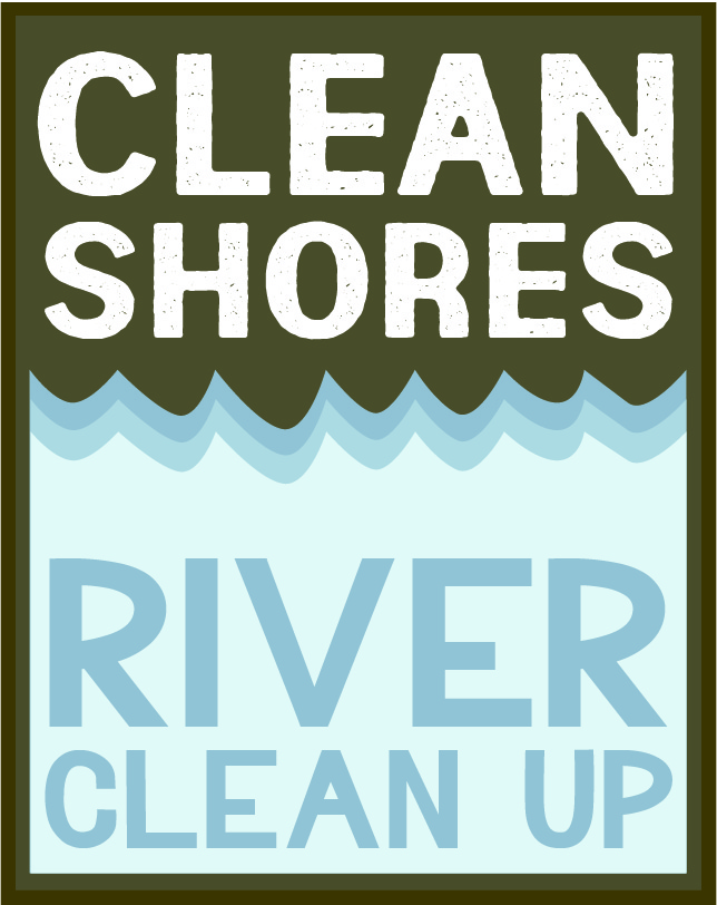 CLEAN SHORES - LOGOCommunity organizer of Mississippi River clean-ups, including coordinating sponsorship through TerraCycle and Bridgstone.