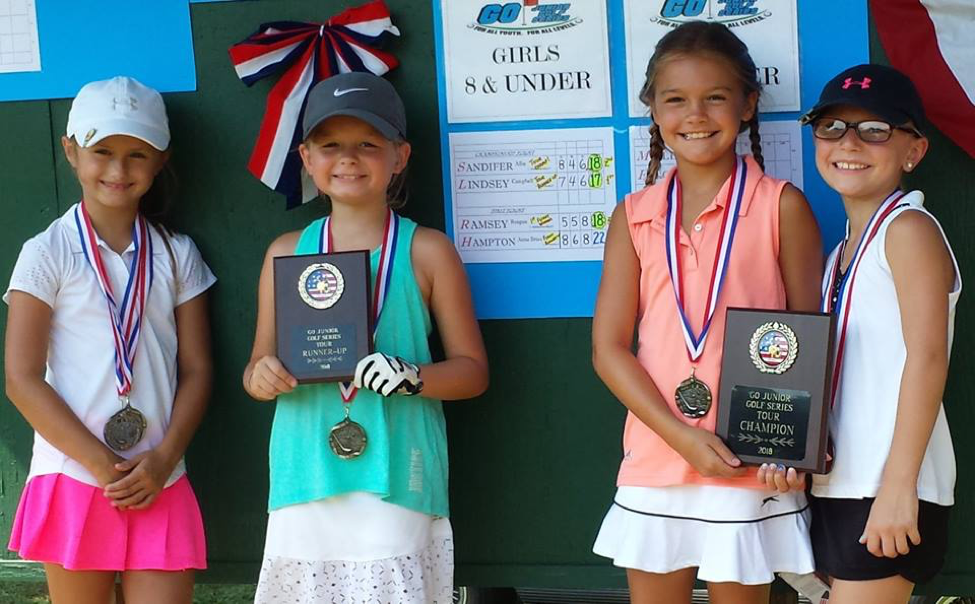 Welcome to the 14th Annual   GO Junior Golf Series!