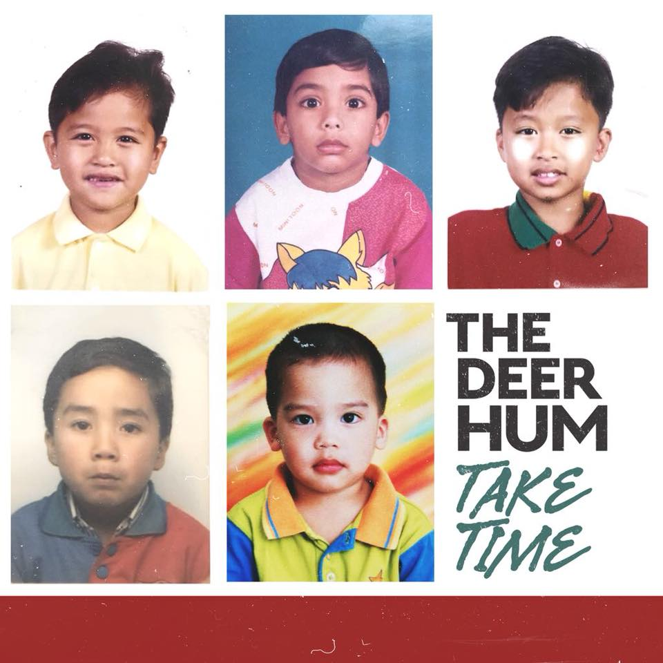 The Deer Hum - Take Time - EP.jpg