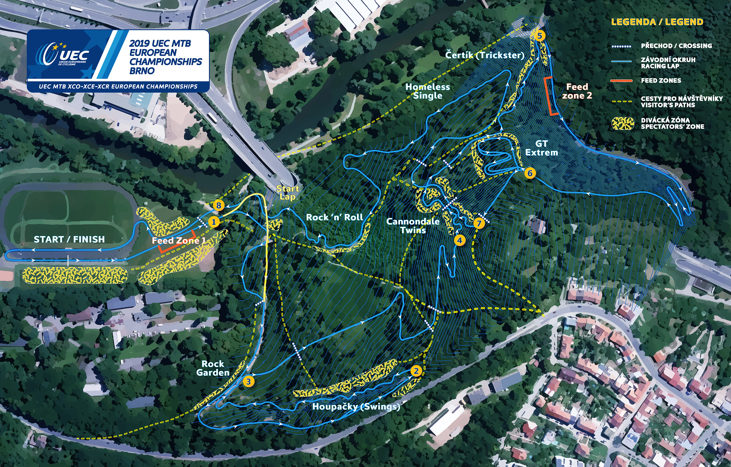 ECHMTB2019_XCO_elite men_elite women_men U23_race map + visitors zones.jpg