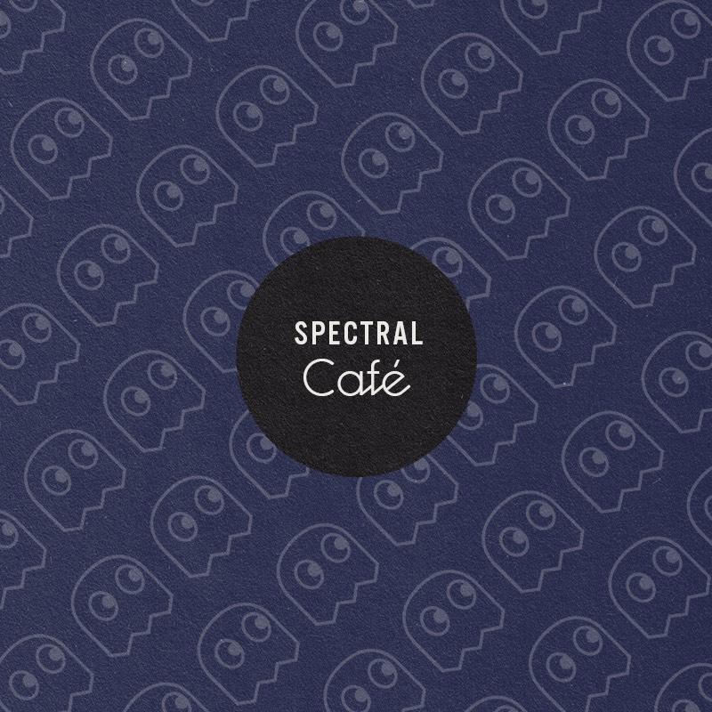 2–4pm PT - Spectral CafeInky #00FFFF