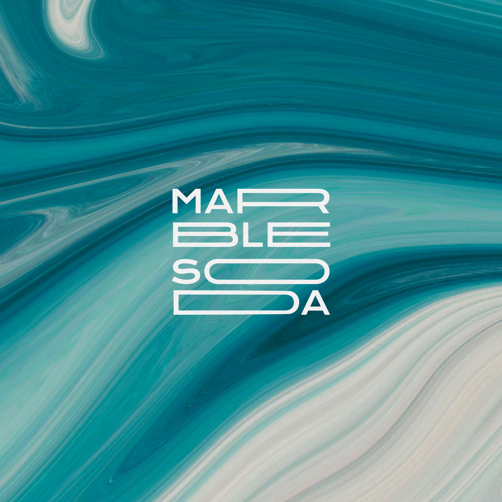 marble soda show artwork