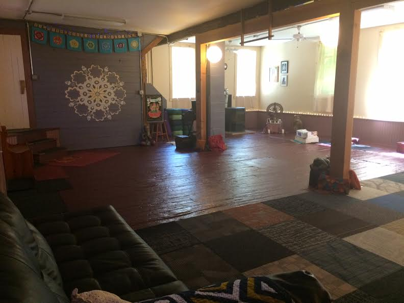 Art Studio, Weekly Yoga, Trainings, Special Events, and more! - A unique creative healing space in rural Vermont.