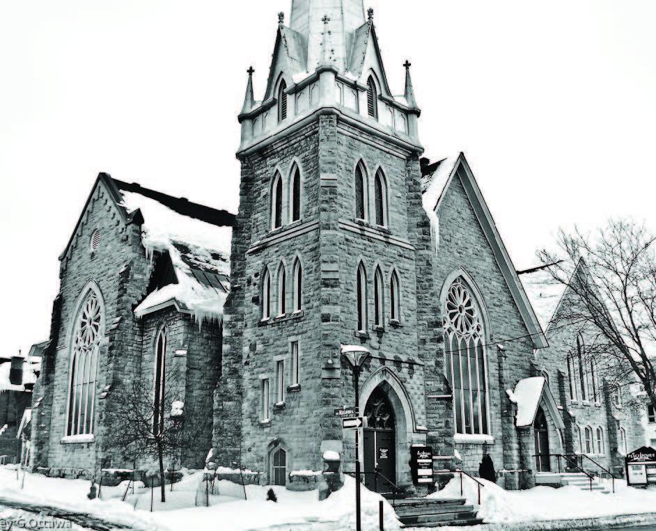 Peace Tower Church , Ottawa