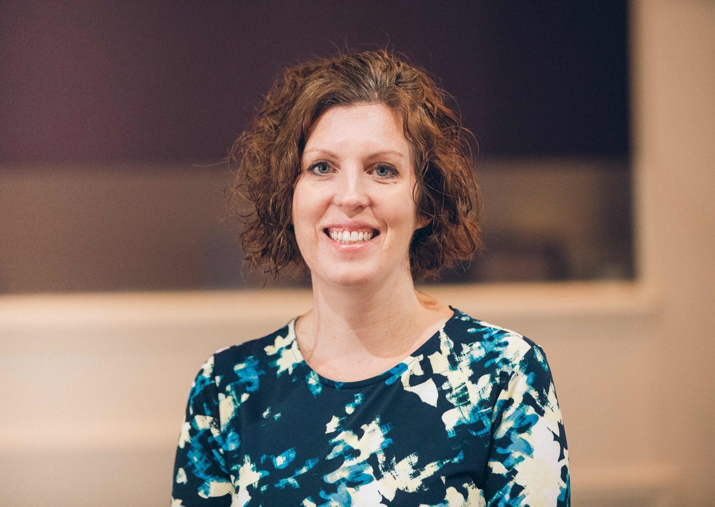 Crystal Knudson : Kid's Pastor