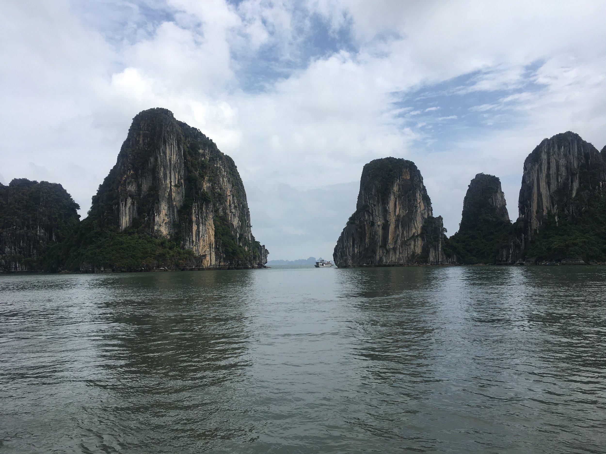 Enchanting Bay of Ha Long
