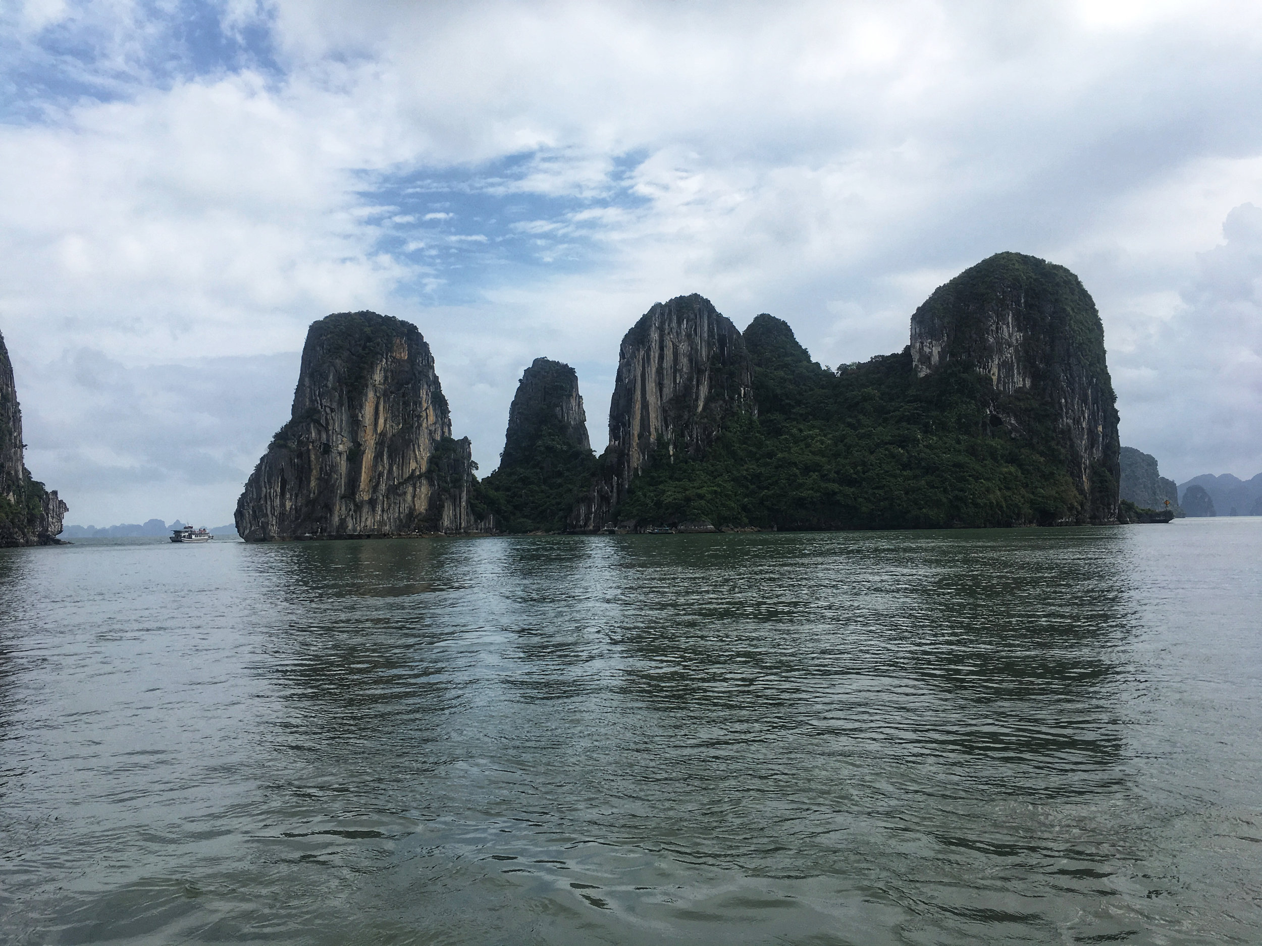 Enchanting Bay of Ha Long