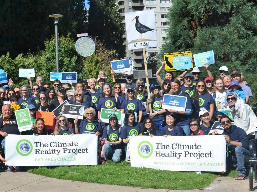Who we are - We're hundreds of Bay Area residents dedicated to solving the climate crisis.