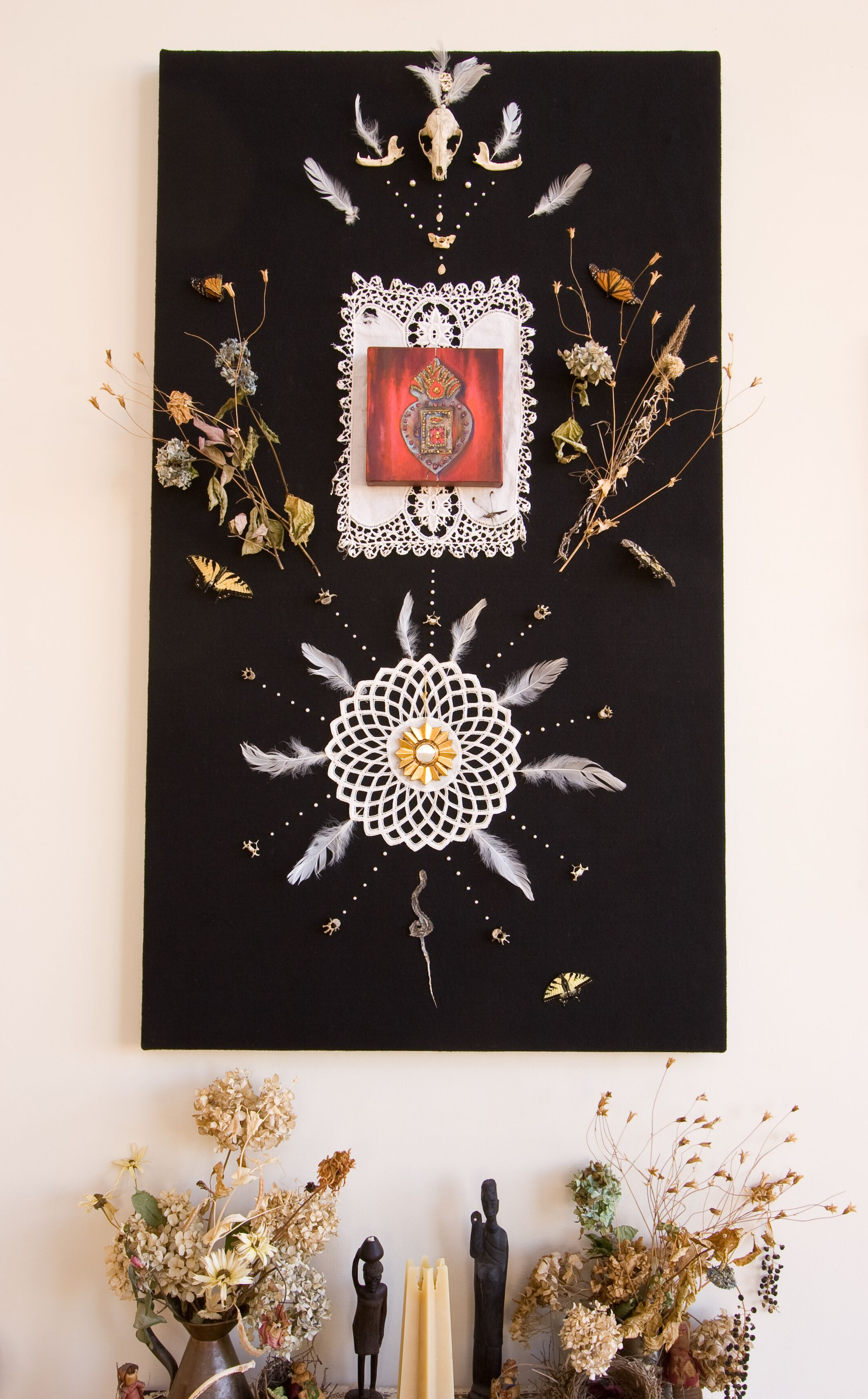 Altar - Seeking the Way DETAIL