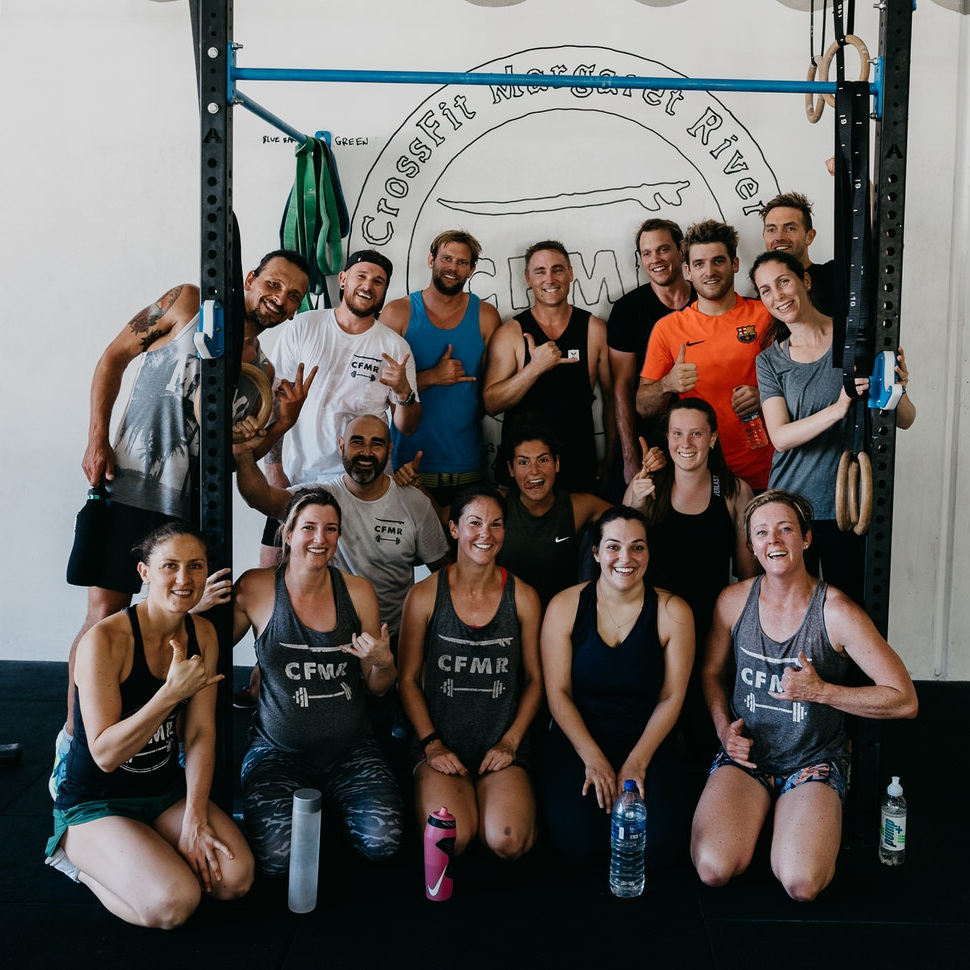 Group Coaching - CFMR group classes combine functional fitness movements, with high intensity . No two classes are alike, are small and designed to equally challenge all athletes regardless of fitness level.