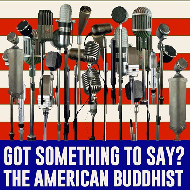 Submissions to theamericanbuddhist.com  #againstthestream #refugerecovery #americanbuddhist #dharmapunx #dharmapunxnyc