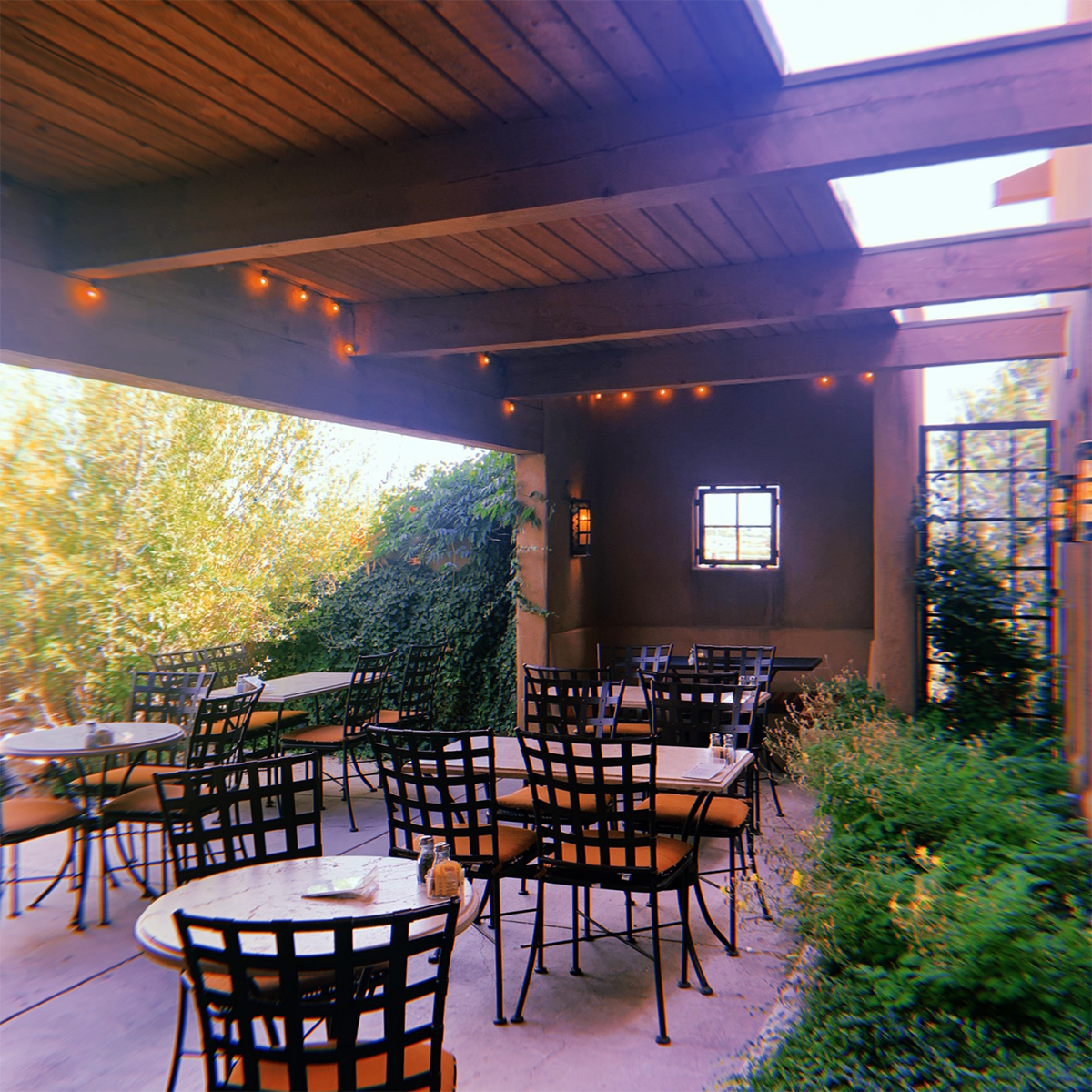 Open-air Patio - As spring arrives here in New Mexico, we are opening our open-air patio! Come enjoy some excellent BBQ in the warmer desert air. See you soon!