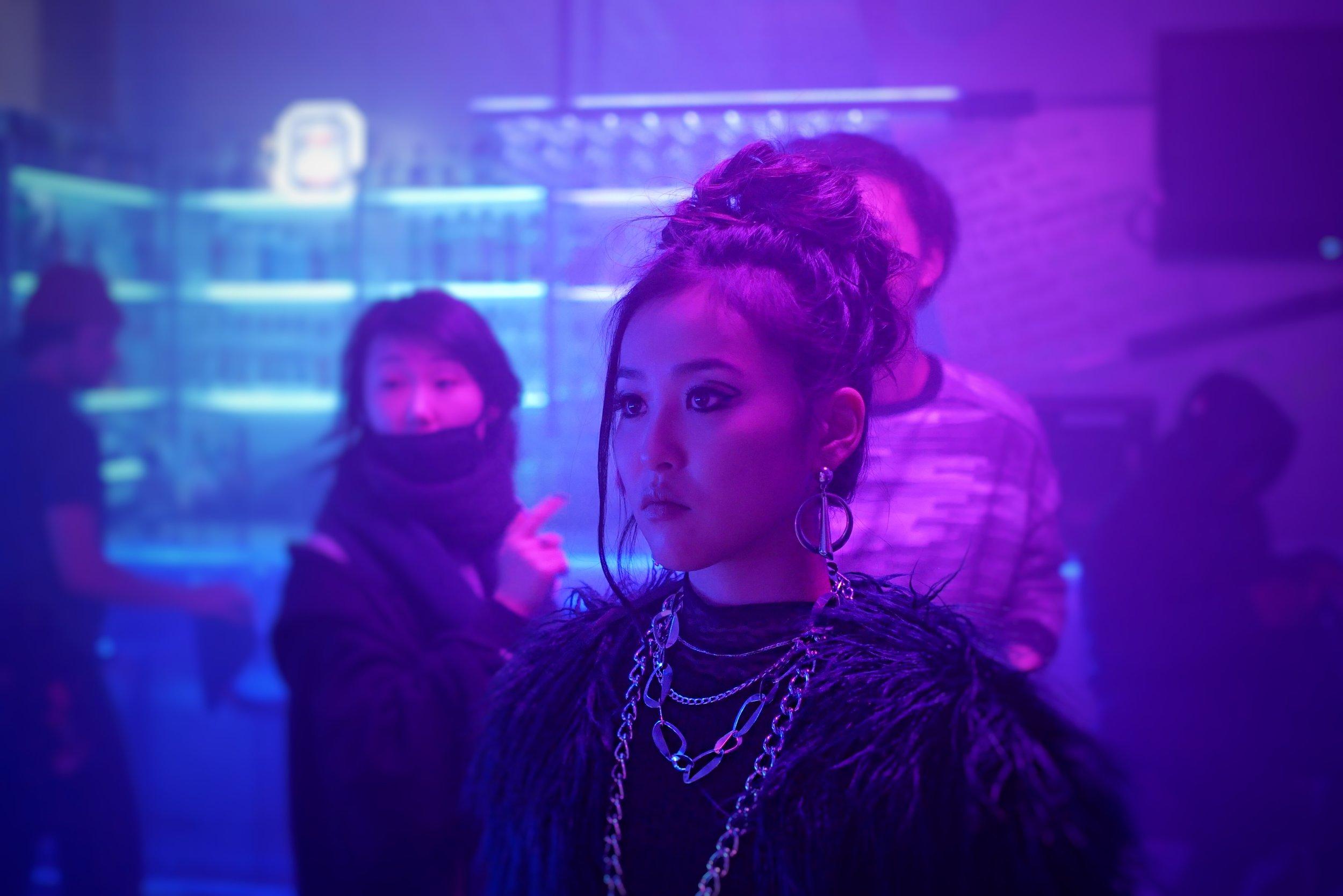 Secret Lives of Asian At Night