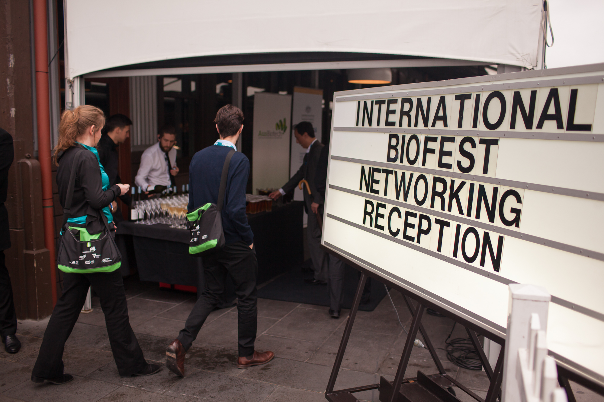 Closing reception - Member $15,000 - Non-member $20,000Close AusBiotech 2019 with a bang and have the final say at the Closing Reception on Friday 1 November. This well attended wrap up function ensures your brand leaves a lasting impression.