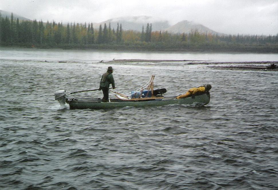 National Park Service Yukon Charley Rivers Preserve