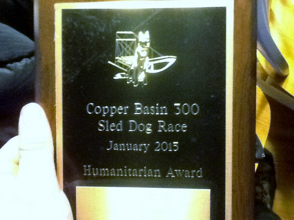 Humanitarian Award Copper Basin Matt Hall