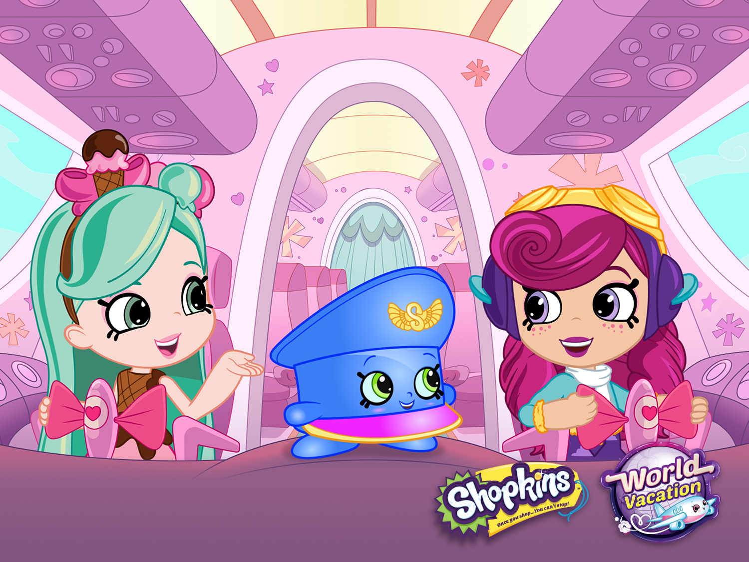 Shopkins World Vacation - Moose ToysFamily Animated Feature (80 Minutes)SERVICE PRODUCTION