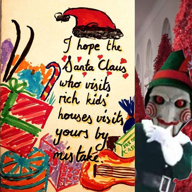 Some xmas cards i forgot to post ❤❤❤❤❤❤❤ #xmas #christmas #xmasparty #xmascard #xmascards #texta #feltpen #cartoon #xmascartoon #christmas2018 #christmastree #christmas🎄 #christmasjokes #christmascheer #badmomschristmas #badsanta #perth #perthgram #adlfringe #fringeworld #edfringe #micf #nzfringe #australianchristmas #santa #marysboychild #potd #comedy #jokes #hashtags