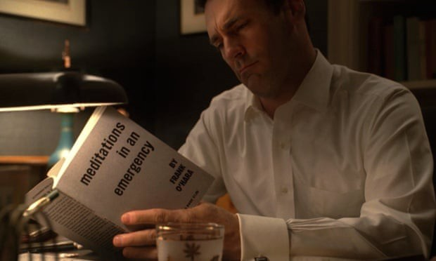 Don Draper. Photo courtesy of AMC