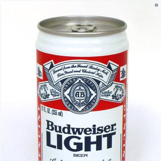 Budweiser✔ @budweiserusa    Replying to @budlight   Remember where you came from.   283   6:11 PM - Apr 10, 2019