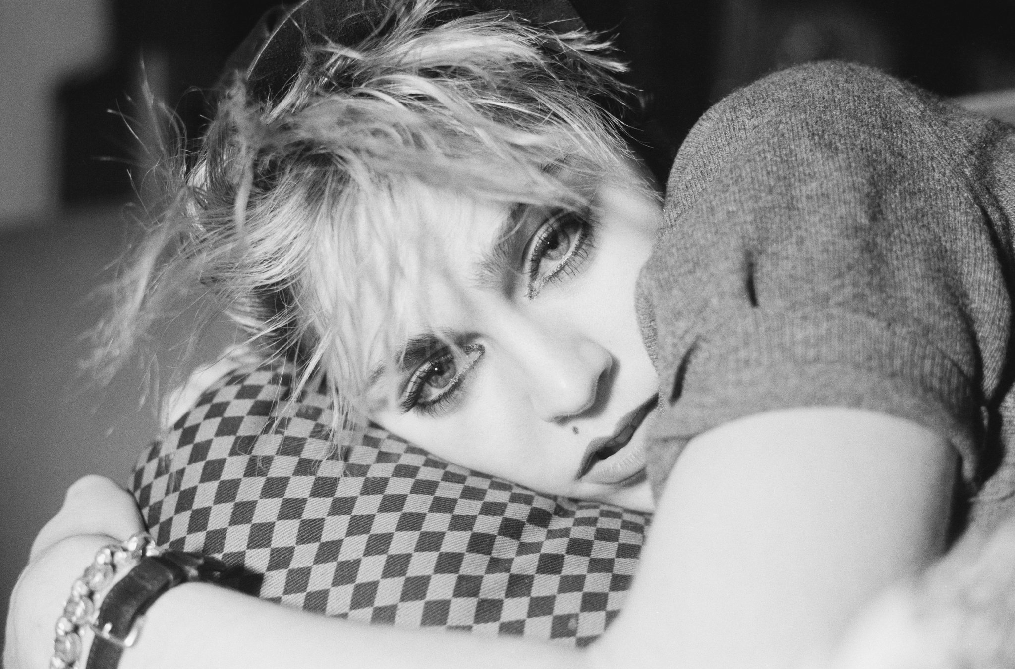 Madonna in 1982.CreditPhotograph by Peter Noble/Redferns/Getty Images