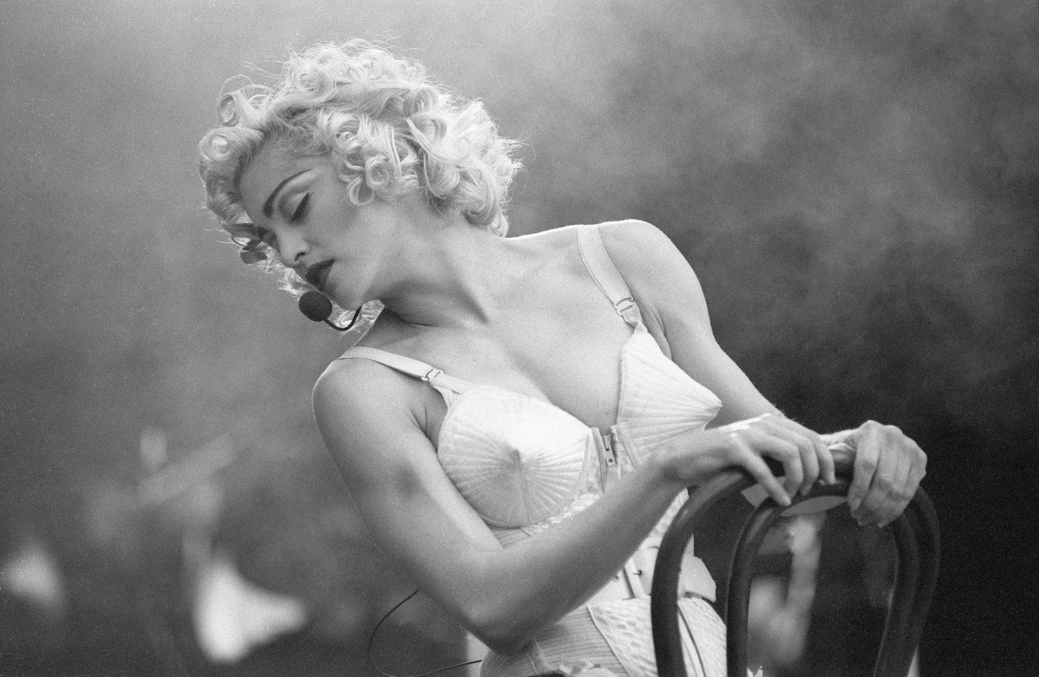 Madonna in 1990.CreditPhotograph by Frans Schellekens/Redferns/Getty Images