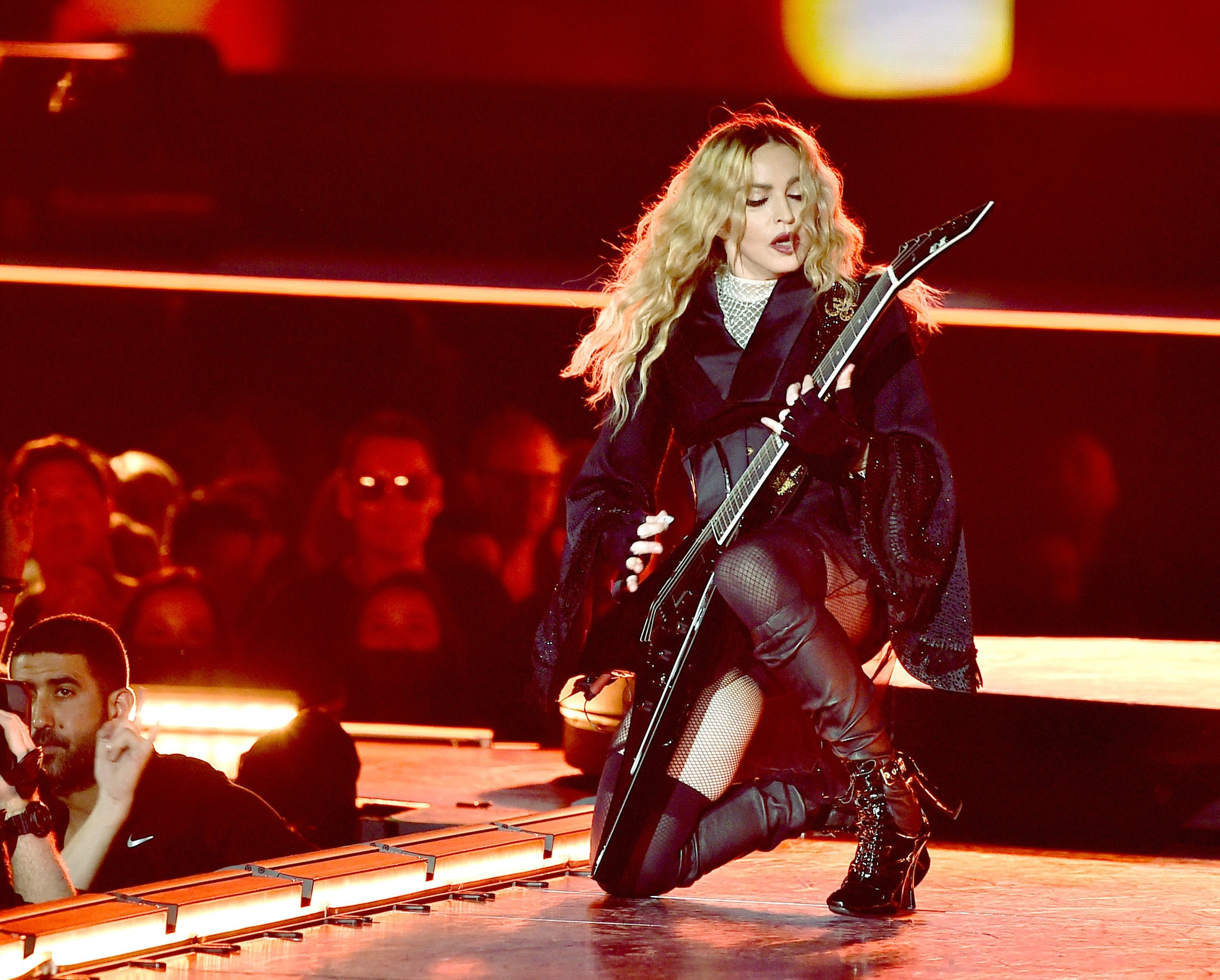 Madonna in 2015.CreditPhotograph by Kevin Winter/Getty Images
