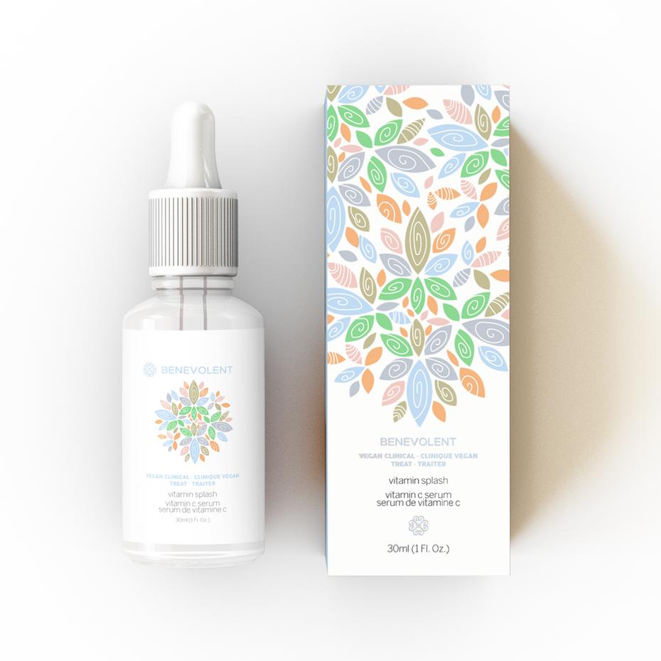 Product packaging design by    J U L I A M A R I E