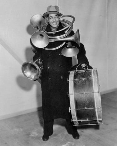 The original one-man band … Duke Ellington. Photograph: Bettmann Archive