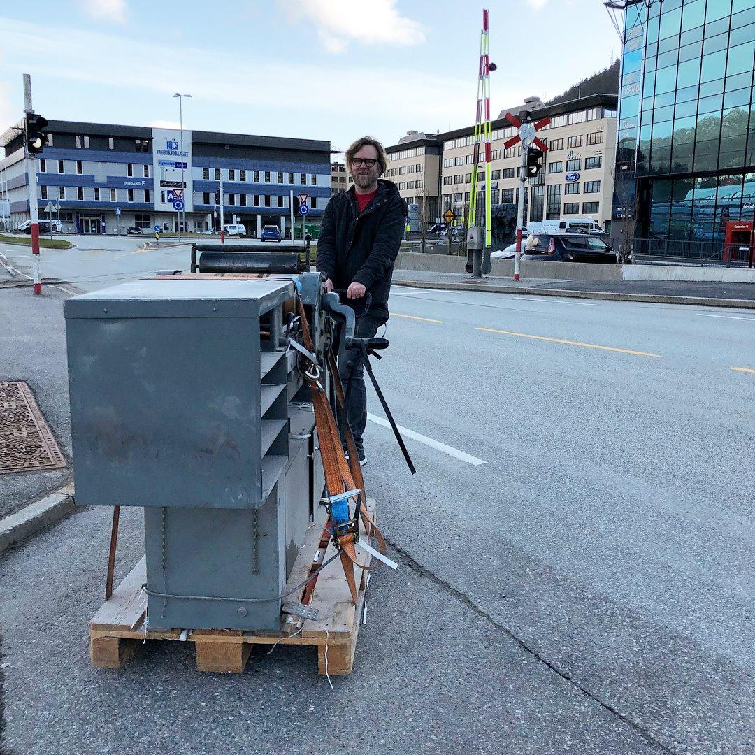 Asbjørn hollerud - Daglig leder for Trykkeriet, Bergen