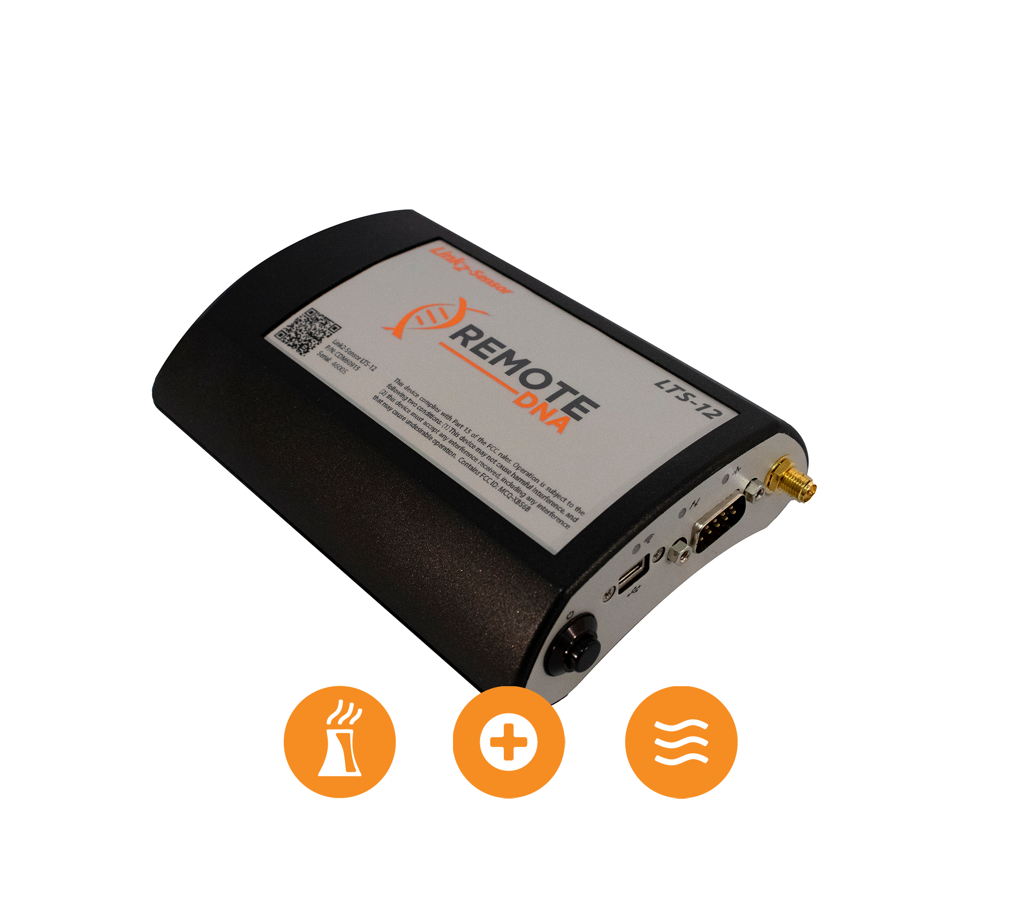 LTS-12 - The Link2 Sensor LTS-12 is a highly versatile radio transceiver providing long range 2.4GHz wireless connectivity to nearby Bluetooth LE and CNET Mesh devices. The LTS-12 also…