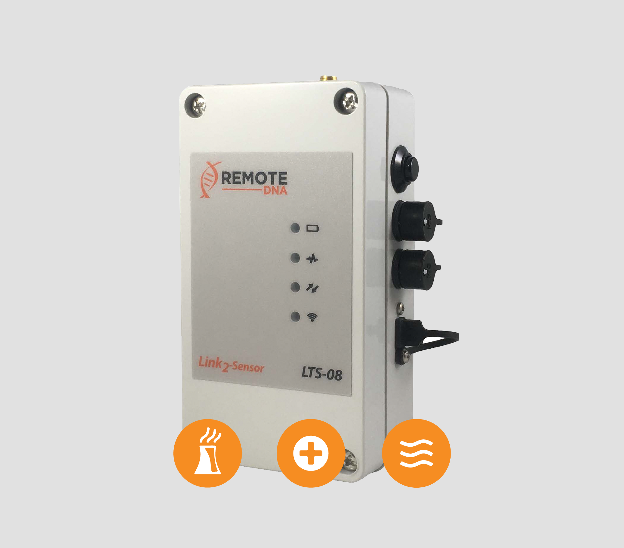LTS-08 - The Link2-Sensor LTS-08 wireless transceiver provides reliable and simple to use wireless connectivity for instruments enabling data from remote field teams to be instantly transmitted…