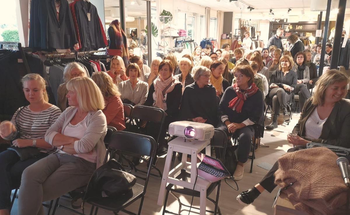 Foredrag Kvinner som vår