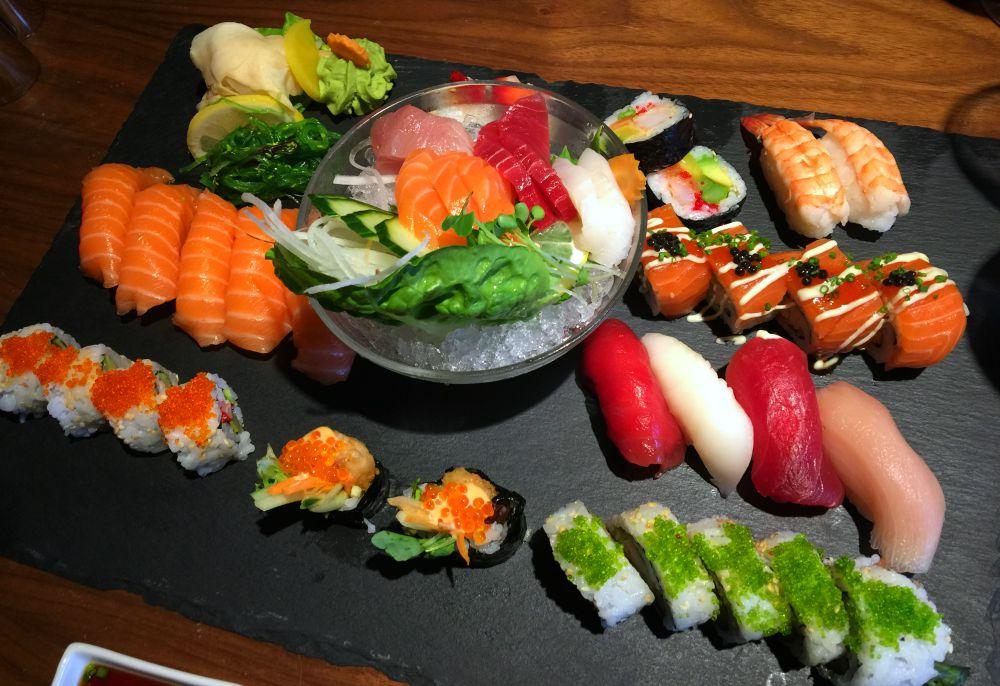 Verdens beste sushi