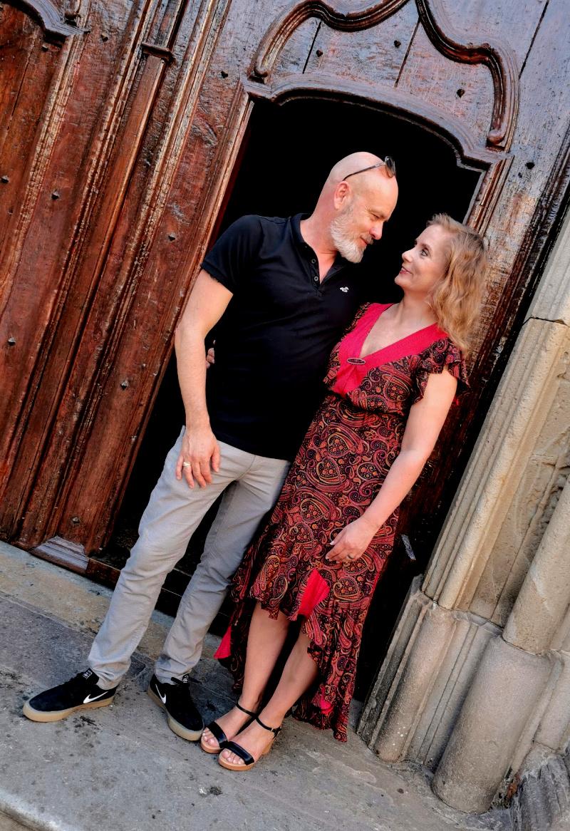Brudeparet- Kjetil og Christine <3