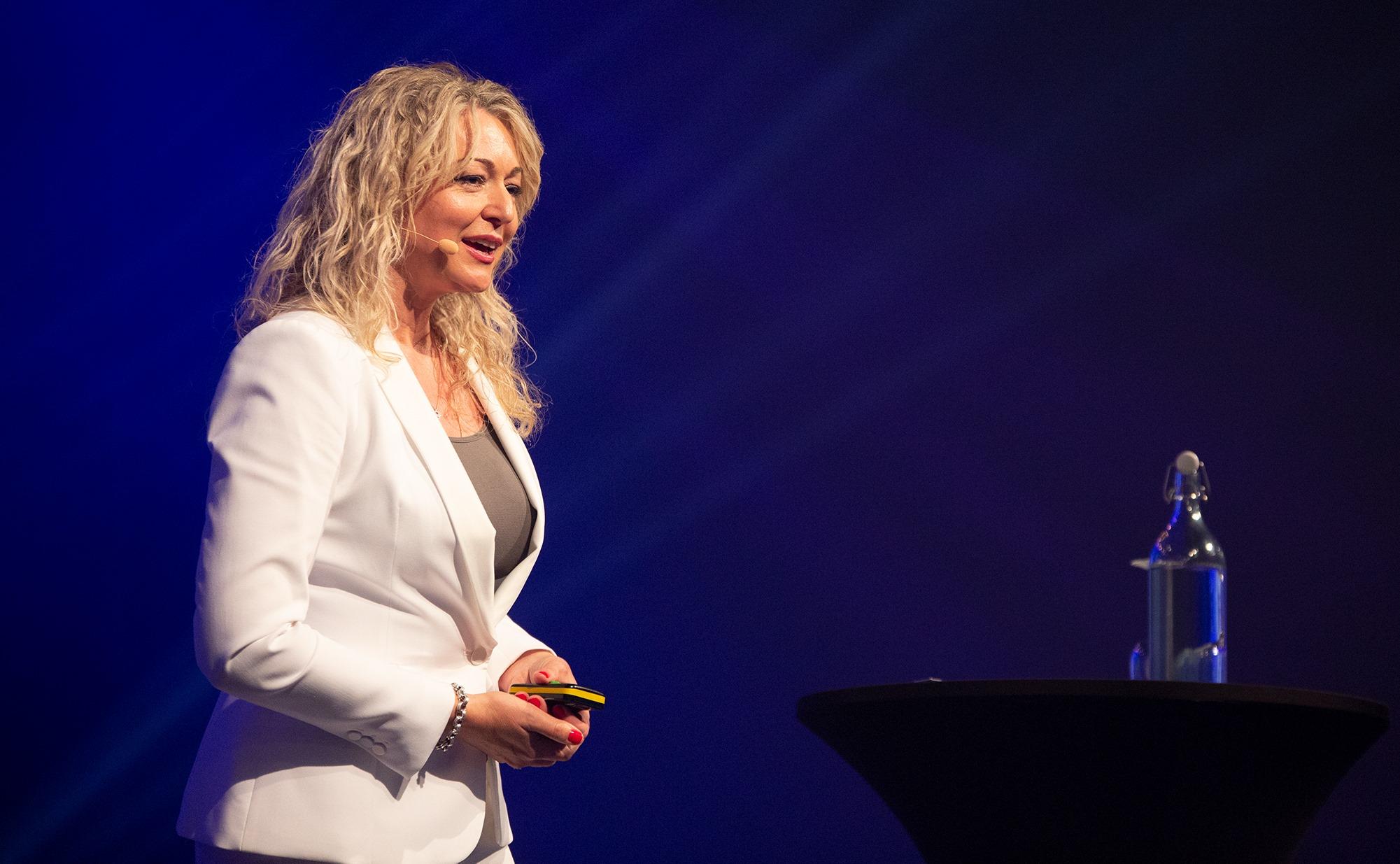 Utrolig inspirerende dame fra Ålesund Vibecke Steinsvik-Parr