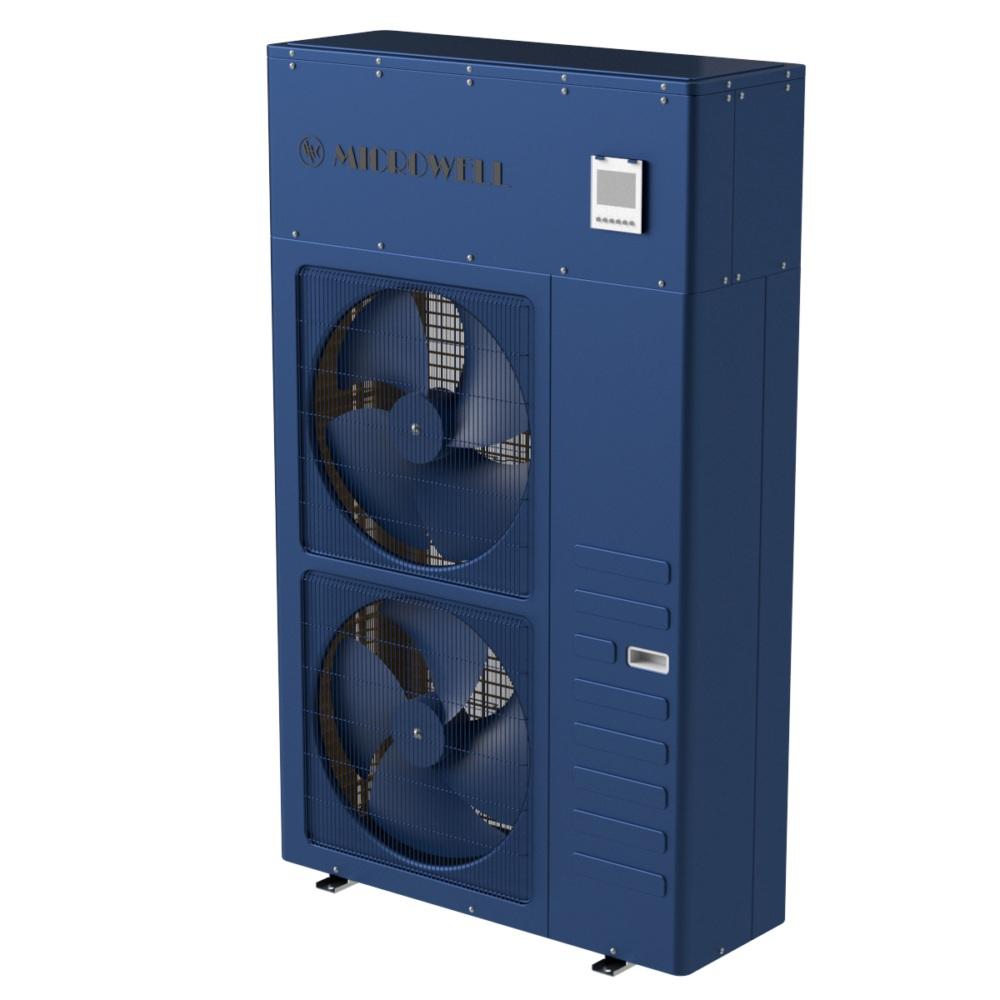 HP 2300 Compact Inventor - Wassermenge bis 80 m³