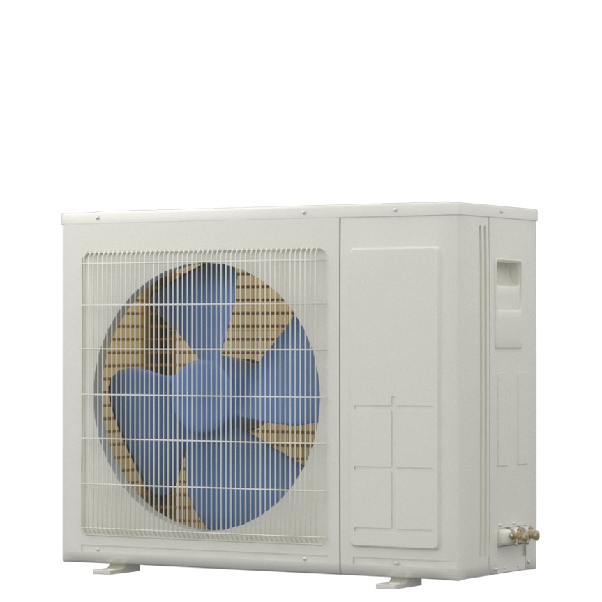 HP 1400 Split Omega - Wassermenge bis 60 m³