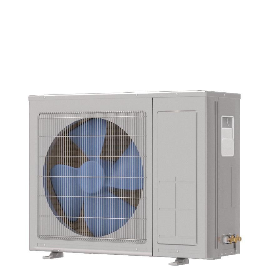 HP 1500 Split Premium - Wasserfläche bis 60 m³