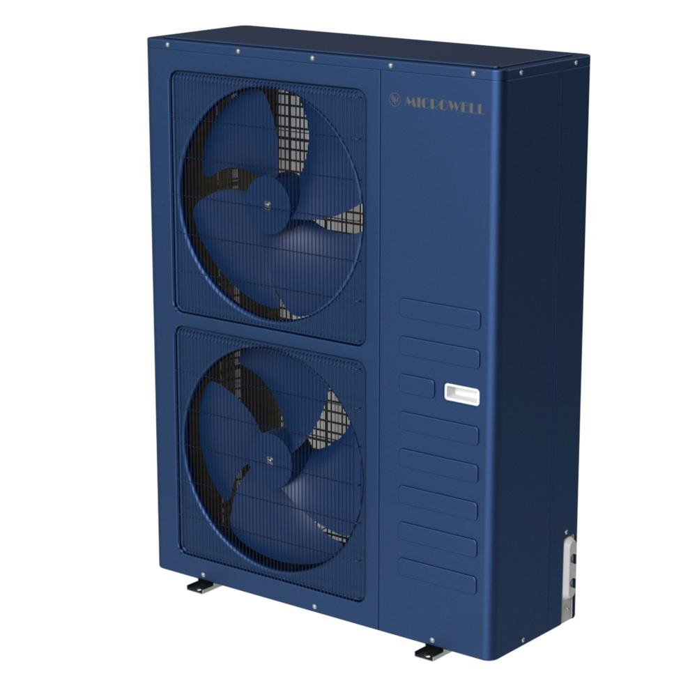 HP 2300 Split Inventor - Wassermenge bis 80 m³