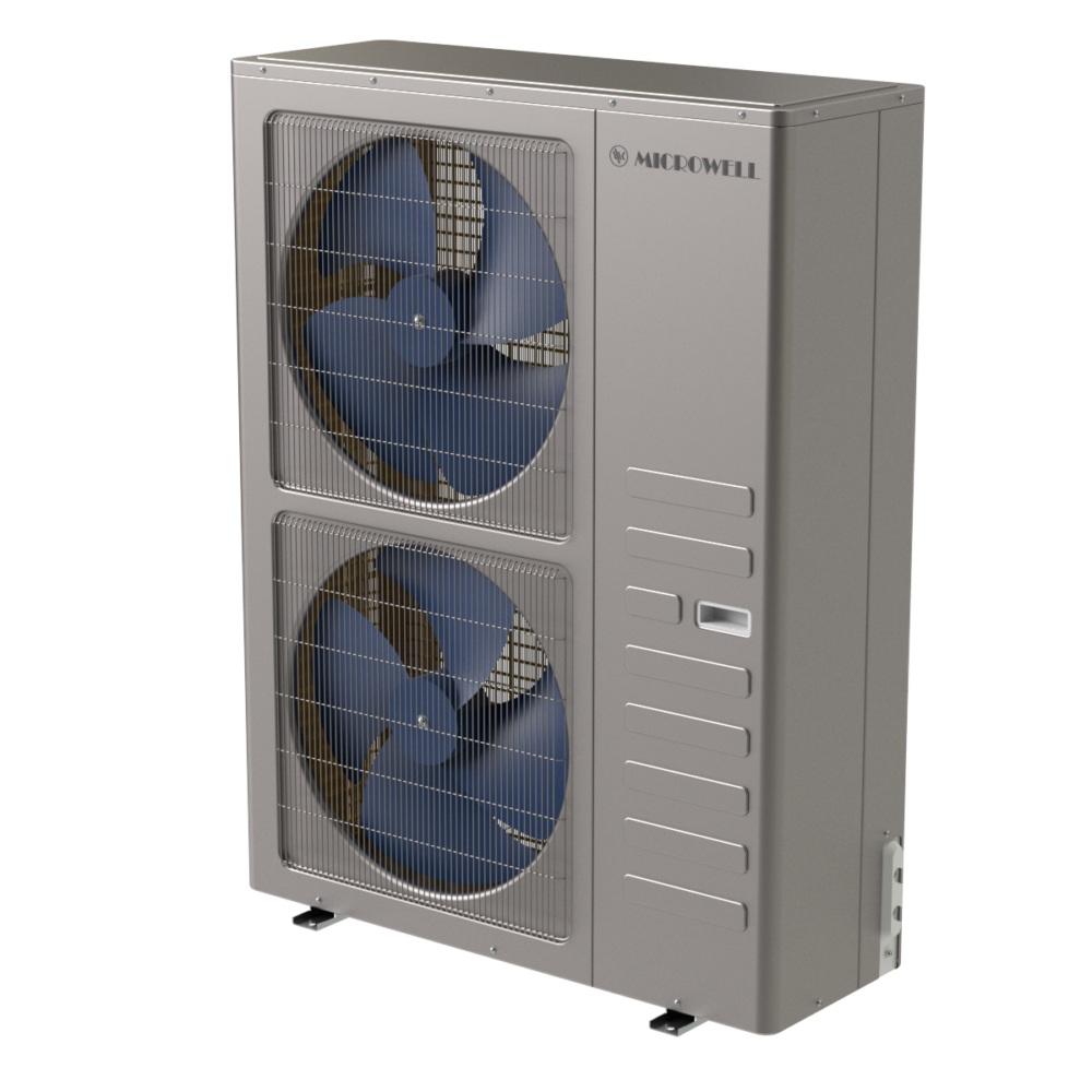 HP 2400 Split Premium - Wassermenge bis 80 m³