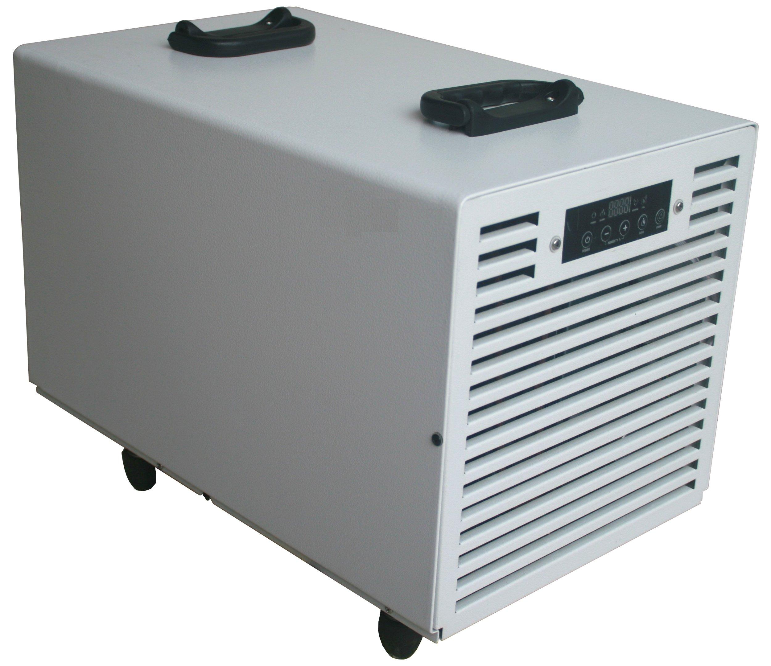 Horizon FDK 100 - Kompakter, leistungsfähiger Luftentfeuchter
