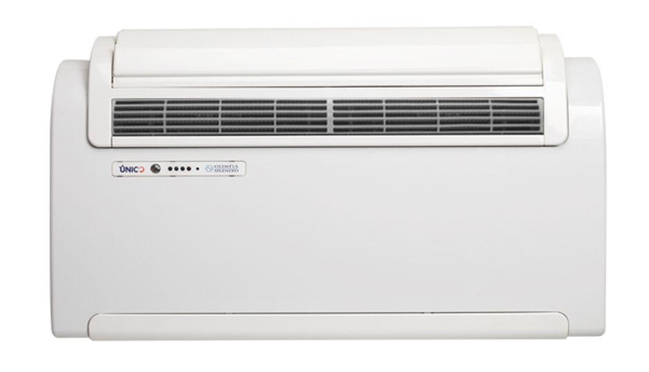 Unico R - Für besonders strenge Temperaturen.
