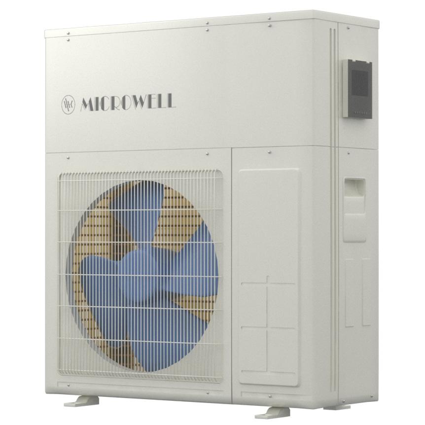 HP 1000 Compact Omega - Wassermenge bis 40 m³