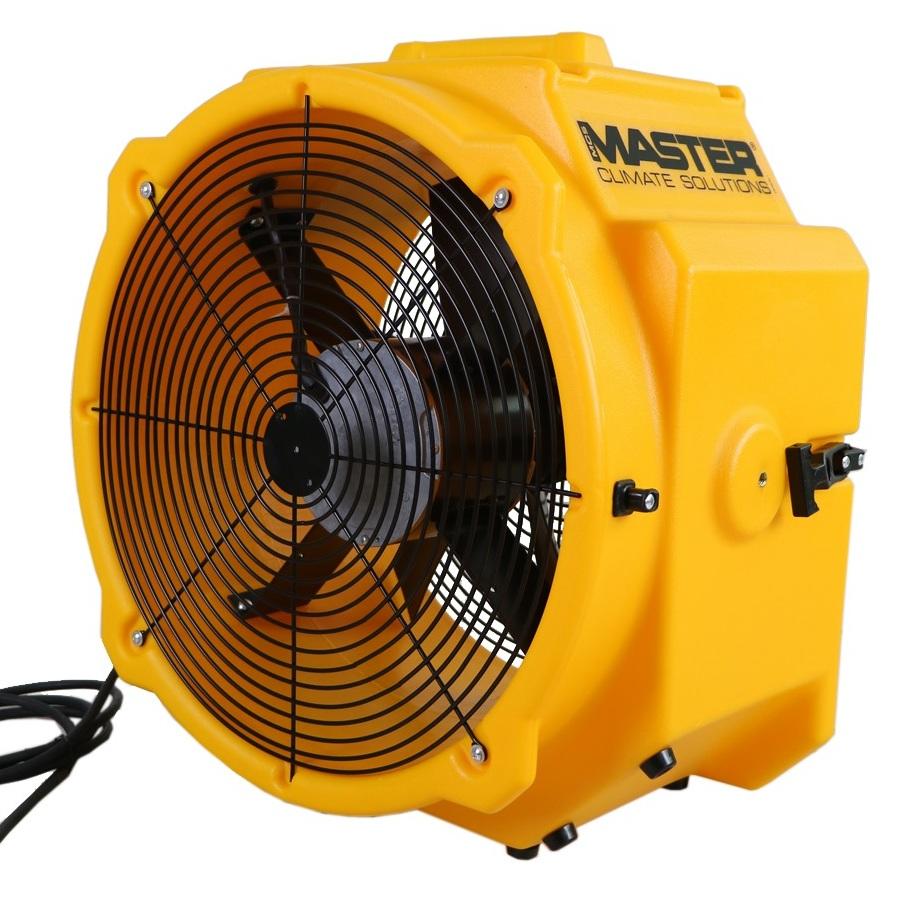 Gebläse MASTER DFX 20 - Luftleistung: 5.430 / 6.450 m3/h