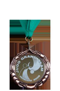 Grand Slam Moscow Russia Medalha de Bronze.png