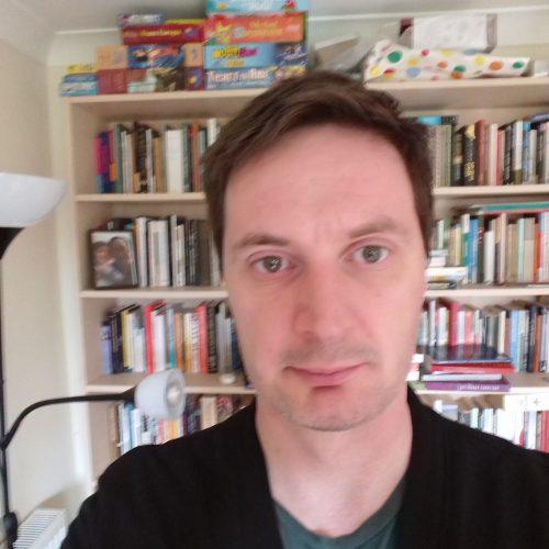 Dr Jonathan Evans
